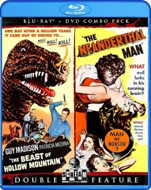 The Beast of Hollow Mountain / The Neanderthal Man