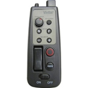 Vivitar 8 Button Remote Control fits Canon & Sony and other Camcorders with LANC or A/VR Jacks
