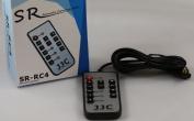 JJC Remote Commander Control SR RC4 For Zoom H4N Recorder NEW