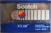 Scotch BX/60 Cassette Tape