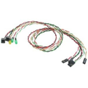 StarTech Replacement Power Reset LED Wire Kit for ATX Case Front Bezel - Y71458