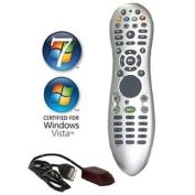SANOXY® Windows 7 Vista XP Media Centre MCE PC Remote Control and Infrared Receiver for Home, Premium and Ultimate Edition