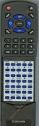 JENSEN Replacement Remote Control for AWM970, AWM975, PSVCAWM970