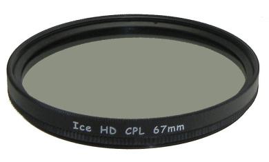 ICE HD 67mm CPL 67 MC filter Circular Polarizer Hard Coated EZ Clean 16 Layer Multi-Coated