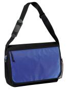 Bags for LessTM Padded Laptop Messenger Bag with Organiser, 43cm Royal Blue,