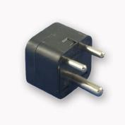 Power Bright PB11 Plug Adapter 2 Round Pin Grounded Input