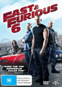 Fast and Furious 6 (DVD) [Region 4]