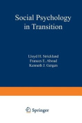 Social Psychology in Transition