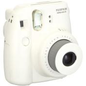 Fujifilm 16273398 INSTAX MINI 8 CAMERA WHITE