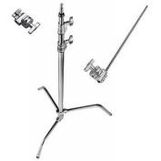Avenger A2033LKIT Steel 100cm Sliding Leg C-Stand with Grip Kit