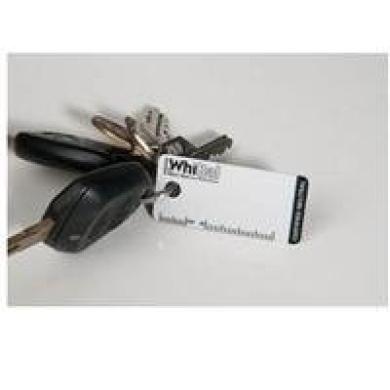WhiBal G7 Key Chain White Balance Reference Grey Card (2.5cm x 5.1cm )