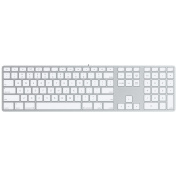 Apple Keyboard with Numeric Keypad Mb110ll/b [Newest Version] Gift for Everyone.