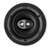 KEF CI160CRDS Round Dual Stereo In-Ceiling Architectural Loudspeaker