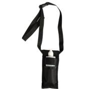 Single Adjustable Massage Oil/Lotion Holster w/Bottle