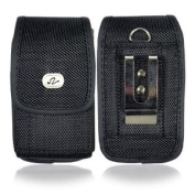 [JNJ] iPhone 5 /4S /4 / 3G Holster Nylon Case Pouch & Clip ONLY WORKS with LIFEPROOF & OTTERBOX