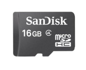 SanDisk 16 GB Mobile microSDHC Flash Memory Card SDSDQM-016G-B35N