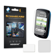 6 x Clear Screen Protectors for Garmin Edge 800 - Anti-Scratch LCD Guards / Display Savers
