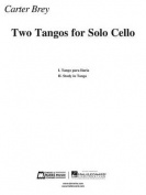 Two Tangos for Solo Cello