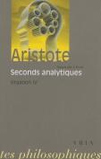 Aristote: Les Seconds Analytiques [FRE]