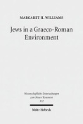 Jews in a Graeco-Roman Environment
