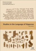 Studies in the Language of Hipponax