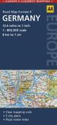4. Germany: AA Road Map Europe