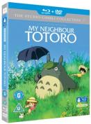 My Neighbour Totoro [Region B] [Blu-ray]