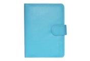 J-Tech Digital Premium Quality Synthetic Leather for Kindle Touch and Kindle Paperwhite (Latest Generation) Cover, Blue