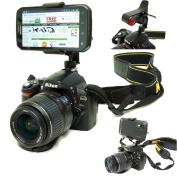 DSLR Smartphone Hot Shoe Flash Camera Mount