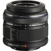 Olympus V314050BU000 14-42mm Interchangeable Lens for Olympus/Panasonic Micro 4/3 Cameras,Black