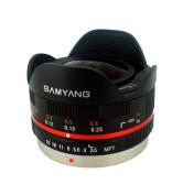 Samyang SY75MFT-B f7.5 Lens for Micro Four Thirds