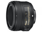 Nikon 50mm f/1.8G AF-S NIKKOR FX Lens for Nikon Digital SLR Cameras
