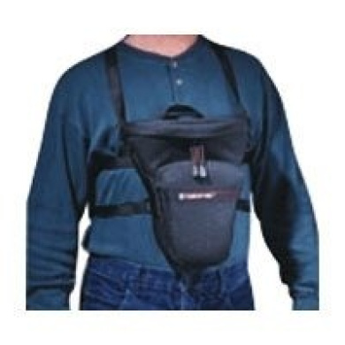 Tamrac S-500 - Chest Harness for 515, 517 & 519 Bags - Black