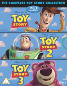 The Complete Toy Story Collection [Blu-ray]