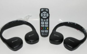 Dodge Grand Caravan uConnect Headphones and DVD Remote 2013 2014