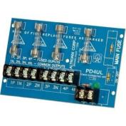 Altronix PD4UL Power Distribution Module