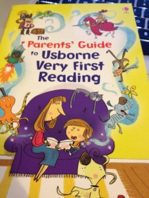 The Parents Guide to Usborne Very First Reading [Paperback]