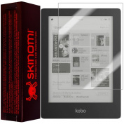 Skinomi TechSkin - Kobo Aura HD e-reader Screen Protector Ultra Clear Shield + Lifetime Warranty