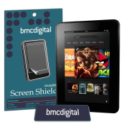 Amazon Kindle Fire HD Invisible Screen Protector / Guard - 25cm 1 Pack - Ultra Clear