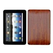 Skinomi TechSkin - ViewSonic G-Tablet Dark Wood Skin Protector + Lifetime Warranty