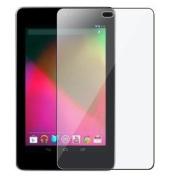 Importer520 Compatible with Google Nexus 7 Reusable Screen Protectors, 2 packs