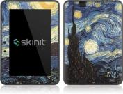 Skinit van Gogh - The Starry Night Vinyl Skin for Amazon Kindle Fire HD 7