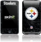 NFL® Pittsburgh Steelers Distressed Vinyl Skin for iPod Touch