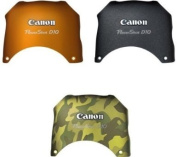 Canon FC-DC1 Interchangeable Front Cover Set in Three Colours for Powershot D10 Underwater Digital Camera