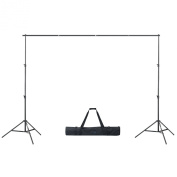 SP2000 Backdrop Background Support Stand For Muslins Scenic Backdrops and Chromakey Greenscreens or Bluescreens