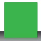 Westcott 130 2.7m x 3m Green Screen Backdrop Wrinkle Resistant