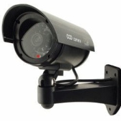Outdoor Waterproof Fake / Dummy Security Camera with Blinking Light