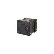 SKB Cases 10U Roto Rolling Shock Rack Case - 6.1m Deep
