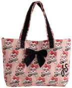 Lucie Cooking Bow with Tote Bag