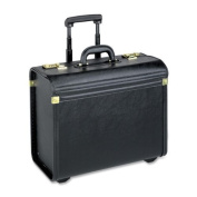 Rolling Laptop Catalogue Carrying Case